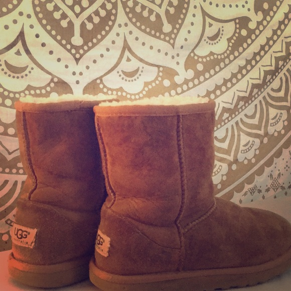 cd46364daf4 Ugg ankle high boots